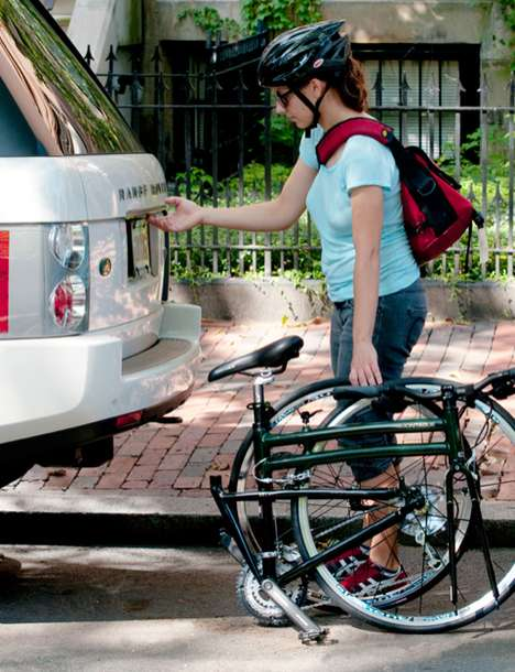 Eco-Friendly Foldable Bicycles