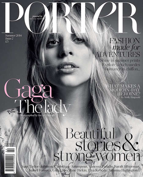 Polished Pop Queen Editorials