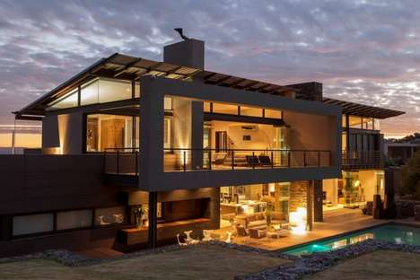 Exterior-Blended Architecture