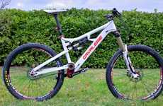 Rattle-Free Mountain Bicycles