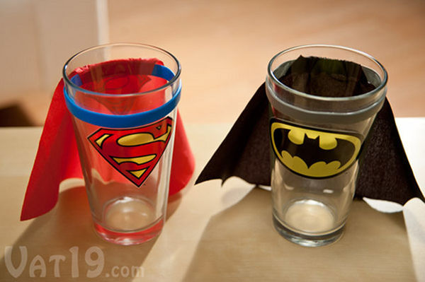 19 Pop Culture Shot Glasses