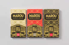 Parisian Architecture-Inspired Packaging