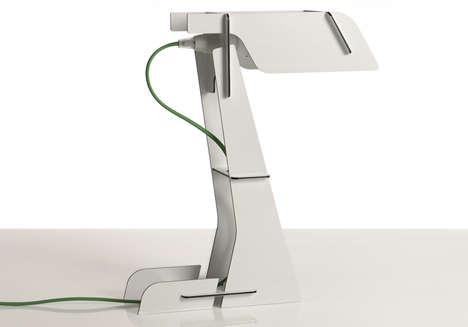 Snap-Together Desk Lighting