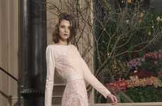 Dainty Gown Fashion Ads