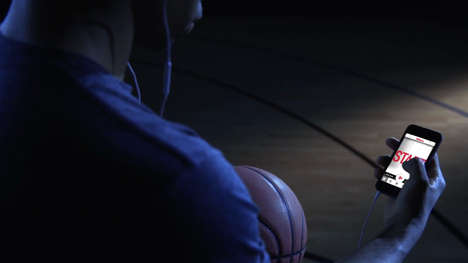 App-Connected Basketballs