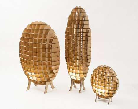 Honeycomb-Like Lights