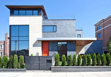 Staircase-Focused Homes