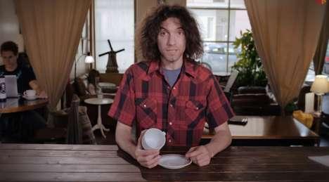 Coffee-Worshipping Hipster Parodies