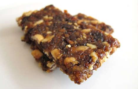 Caramelized Granola Treats