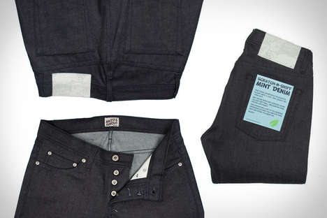 Scratchable Scented Jeans