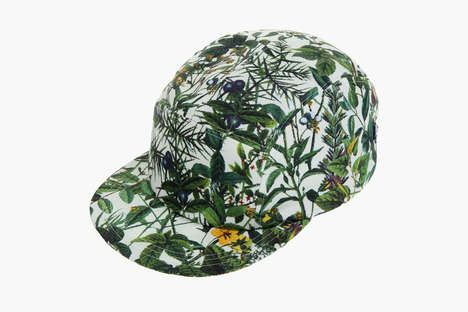 Botanical Hiking Hat Collections