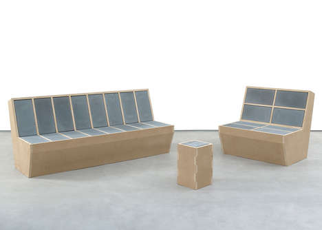 Grid-Like Furniture Collections