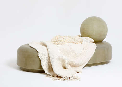 Baby-Inspired Clay Furniture