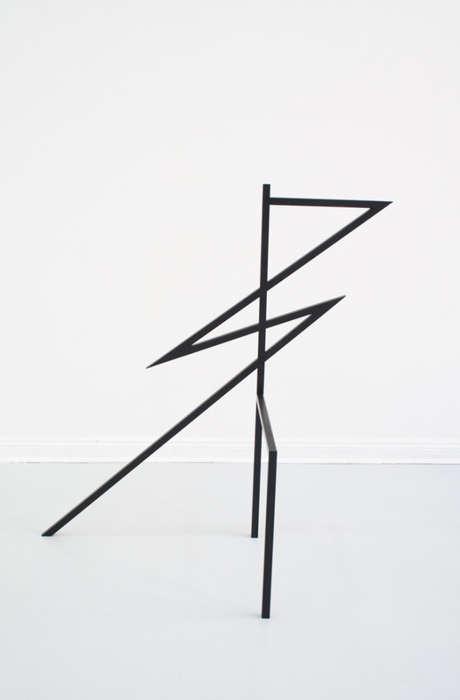 Artistic Non-Functional Furniture