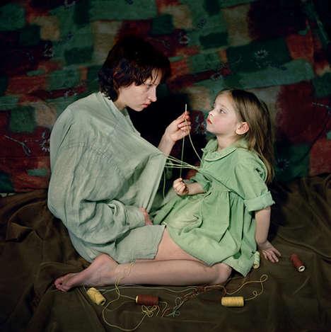Whimsy Maternal Love Captures
