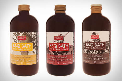 Fast-Working Meat Marinades