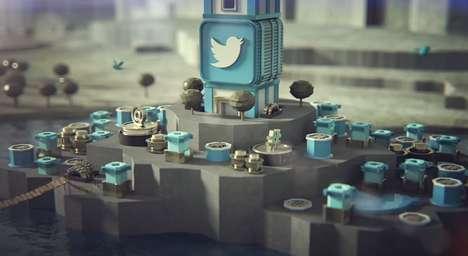 Social Media Kingdom Spoofs