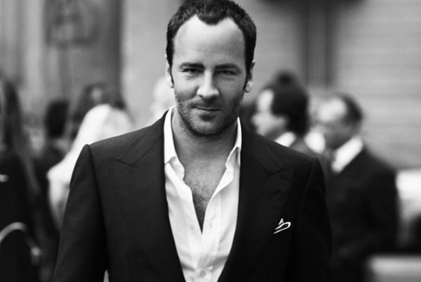 30 Tom Ford Menswear Styles