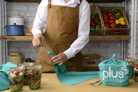 Versatile Health Food Packaging