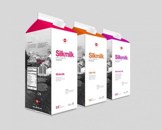 15 Milk Packaging Designs
