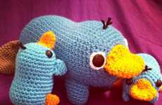 Cuddly Handmade Monsters - You'll Love These Crochet Pokemon by Kuro-Mizuo