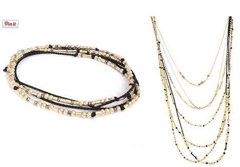 Cryptic Lyrical Jewelry