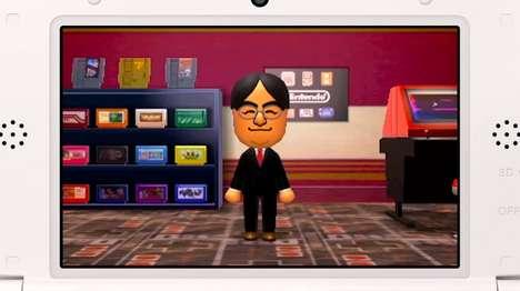 Virtual Reality Handheld Games