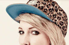 Safari-Printed Headwear - The Chimp Store Spring/Summer 'Head'wear Collection is Sassy