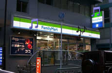 Karaoke Convenience Stores - A One-Off Family Mart Store in Tokyo Will Let Patrons Shop and Sing