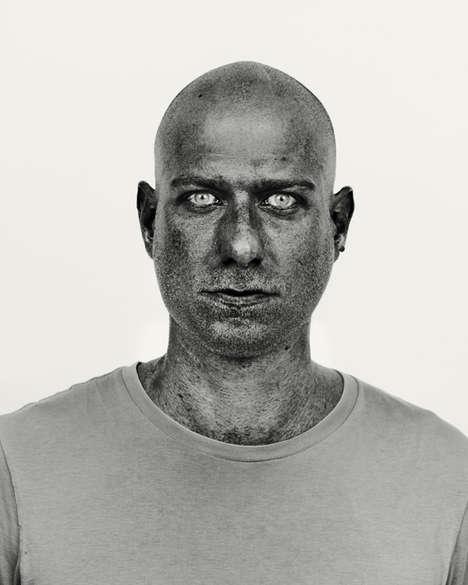 Zombie-Like Portraits