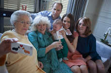 Fake Royal Family Selfies