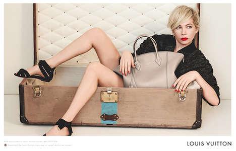 Travel-Themed Fashion Ads