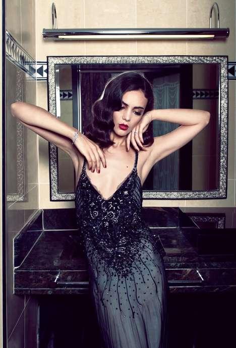 French-Inspired Monochromatic Fashion