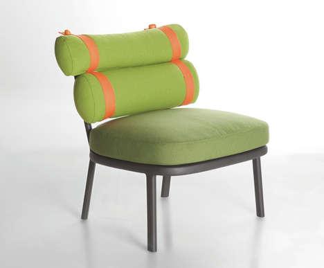 Belted Back Furniture