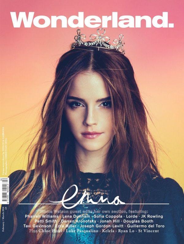 31 Alluring Emma Watson Features