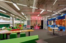 High-Tech Learning Spaces - Woods Bagot Completes MUSE at Macquarie University