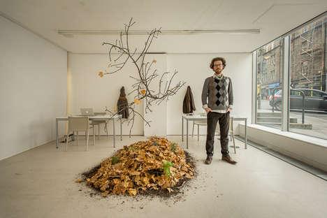 Indoor Tree Exhibits