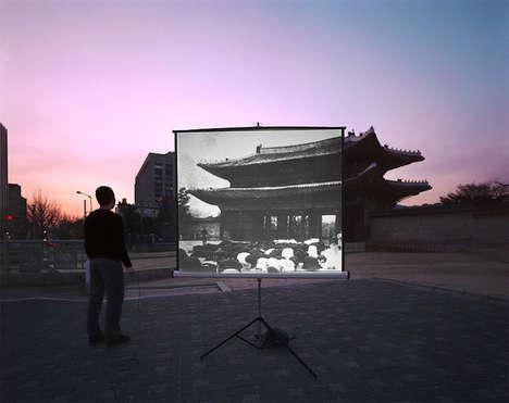 Historic Superimposed Landscapes
