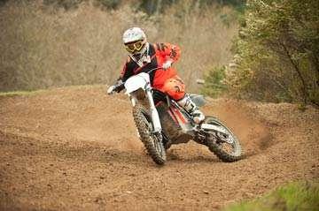 Stealth Hybrid Motorbikes