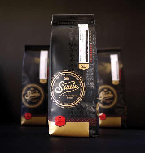Suave Coffee Branding