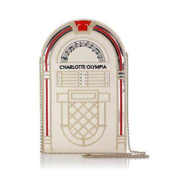 Vintage Music Player Purses - This Jukebox Clutch Adds a Blast From the Past to Your Outfit