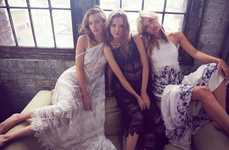 Intimate Loungewear Lookbooks