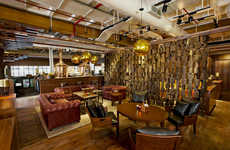 Brewing Equipment Restaurants - District 6 Designed by M-Style Puts Patrons in the Action