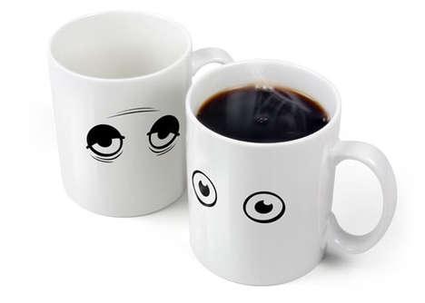 Heat-Activated Mugs