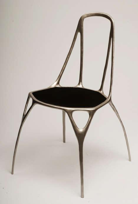 Art-Inspired Sculptural Seats