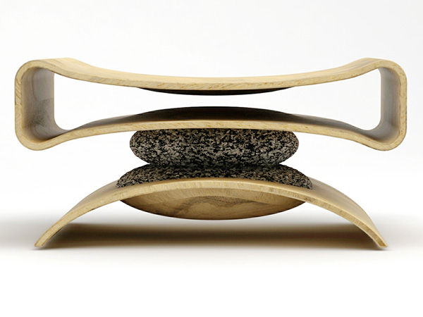 18 Examples of Granite Furniture