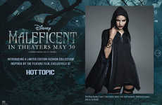 Evil Queen-Inspired Fashion - Hot Topic Has a Movie Fashion Collection Based on Disney's Maleficent