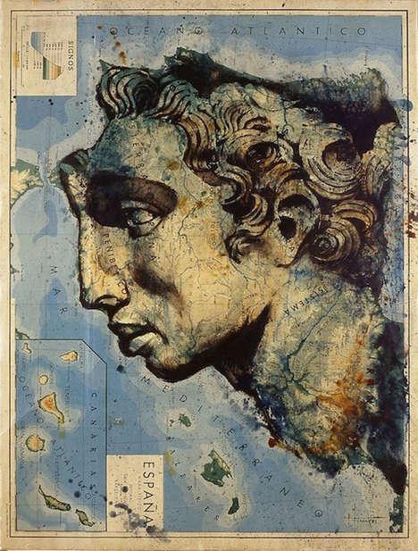 Astounding Altered Atlas Art