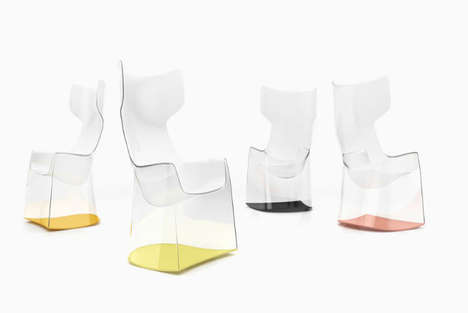 Customizable Designer Furniture - Open Source Furniture by Philippe Starck Can be Excitingly Tweaked