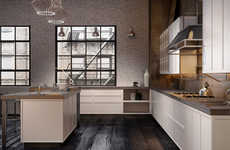 Steel Structured Kitchens
